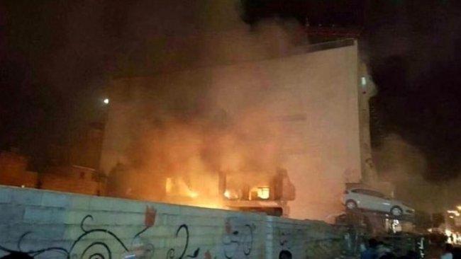 Rojhilat'ta düğün salonunda katliam gibi patlama.. 11 ölü 42 yaralı