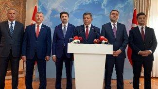 Davutoğlu cephesi: Kürt Sorunu'nu dört parçadaki Kürtler bağlamında ele alacağız