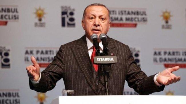 Erdoğan: Suriye halkı artık gidebilirsiniz demedikçe çıkmayacağız