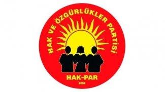 HAK-PAR: Ulusal Birlik Ulusal güçlerce gerçekleştirilebilir!