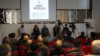 Kürt meselesi Diyarbakır'da tartışılıyor