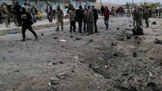 Rojava'da SMO kontrol noktasında patlama: 3 ölü
