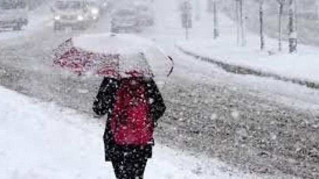 2 Kürt ili için kar uyarısı