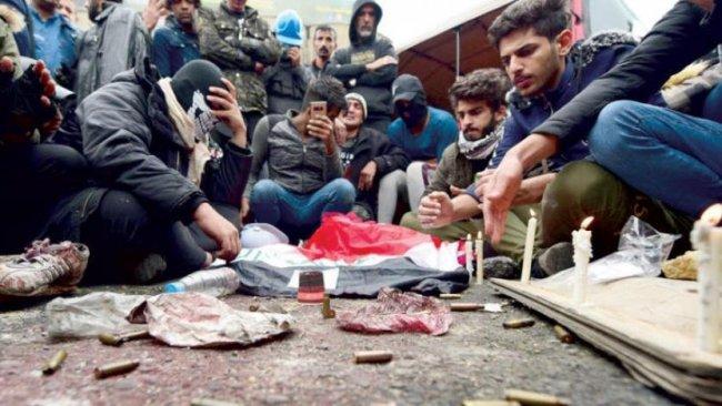 Bağdat'taki katliamda İran'ın parmağı var'