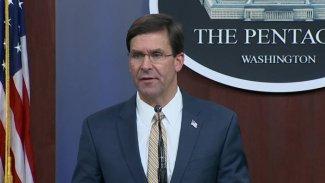 Pentagon'dan Suriye'ye 'asker sevkiyatı' açıklaması