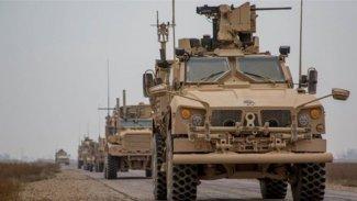 ABD, Irak'ta stratejik noktaya büyük bir askeri güç aktardı