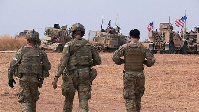 Irak'ta askeri üsse roket saldırısı!
