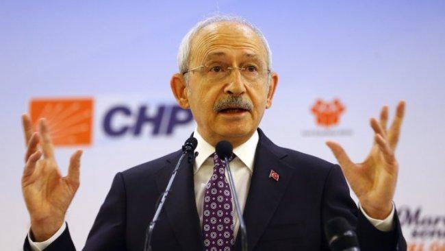 Kılıçdaroğlu'ndan 'kayyum' eleştirisi