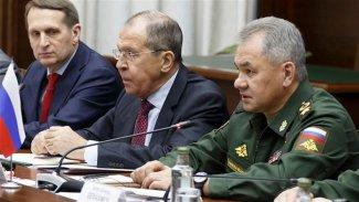 Lavrov'dan ABD'ye kritik ziyaret