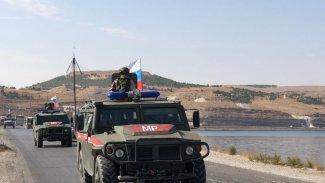 Rusya askerleri ilk kez Rakka'nın merkezinde