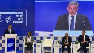 Abdullah Gül'den demokrasi çıkışı: Otoriter rejimler sürdürülebilir değil
