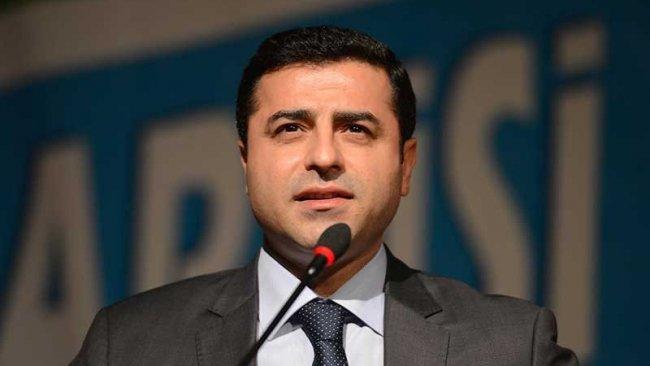 HDP, Demirtaş'ın hastaneye kaldırıldığı haberini yalanladı