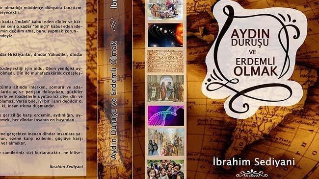İbrahim Sediyani'nin yeni kitabı çıktı