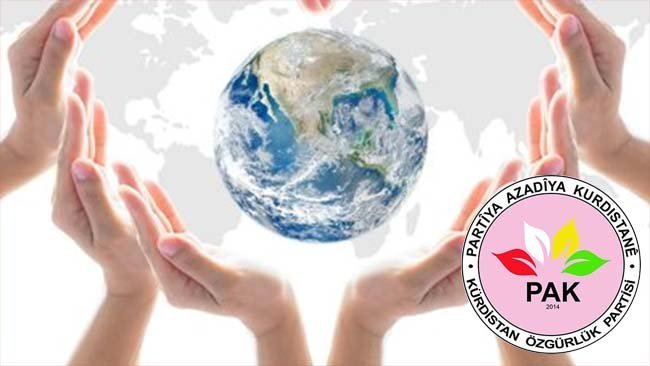 PAK'tan  BM ve Dünya Devletlerine 'İnsan Hakları' çağrısı