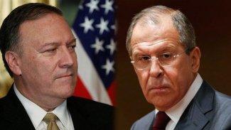 Pompeo - Lavrov görüşmesinde iki gündem