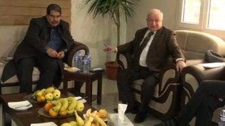 Şam'dan DSG'ye 'yönetim modeli' teklifi