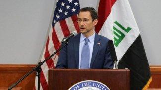 ABD'li yetkili: Kürdistan Bölgesi örnek bir model, desteğimizi sürdüreceğiz