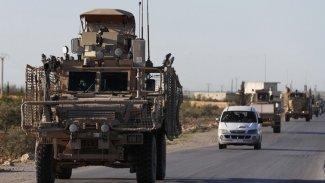 ROJAVA - ABD askerlerinden Rusya'ya, Rejim güçlerinden de ABD'ye engelleme