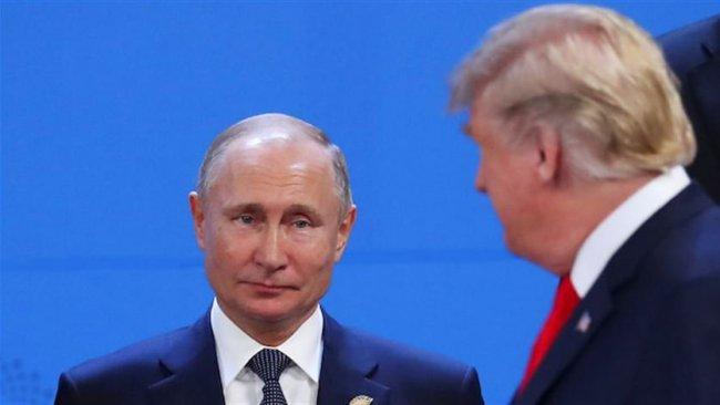 Trump Rusya'yı uyardı