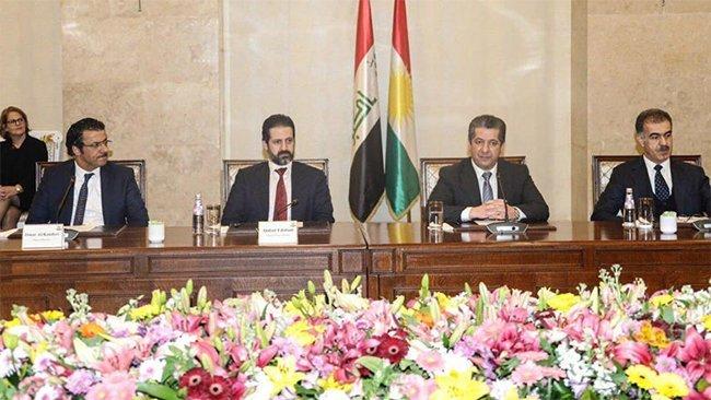 Başbakan: Bağdat'la kapsamlı bir anlaşma hedefliyoruz