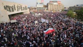 BM: Irak'taki protestolarda 424 gösterici yaşamını yitirdi