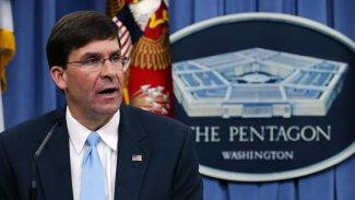 Pentagon'un bir numaralı isminden 'YPG' açıklaması