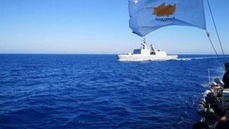 Türkiye'ye karşı Kıbrıs, İtalya ve Fransa'dan Akdeniz'de ortak tatbikat