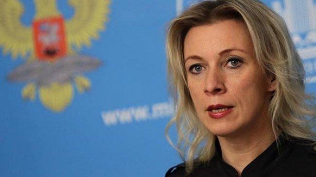 Zaharova: Kürt güçlerinin sınırdan çekilmesi tamamlandı