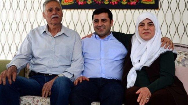 Demirtaş'ın annesi: Selahattin neden Edirne'de?