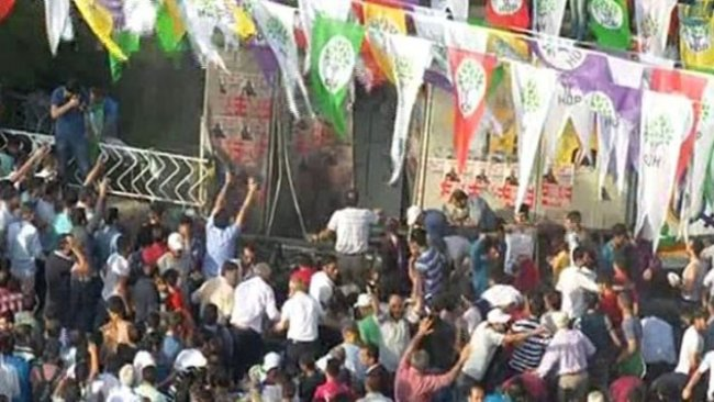 Diyarbakır saldırısında üç sanığa ağır müebbet