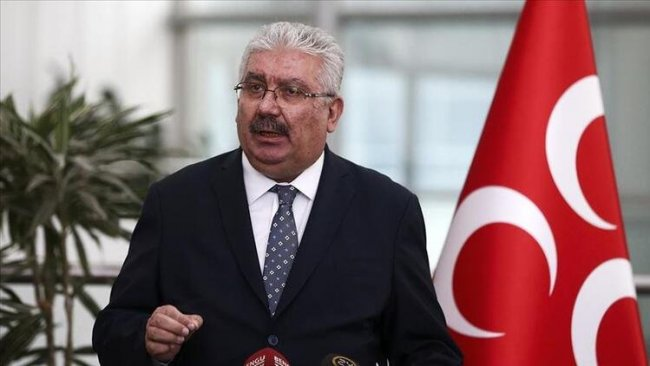 MHP'den Davutoğlu'nun 'Gelecek Partisi'ne ilk tepki