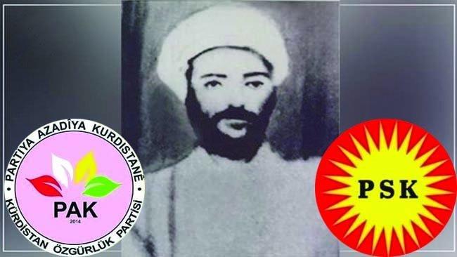 PAK ve PSK'den Diyarbakır'da Şeyh Abdulselam Barzani semineri