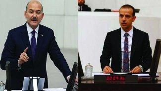 Soylu'dan HDP'li vekile: PKK'ye mi bırakacaktık?