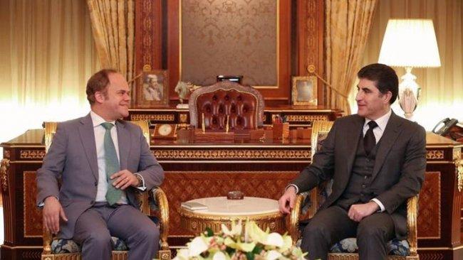 Başkan Neçirvan Barzani: Çözüm için her türlü desteğe hazırız