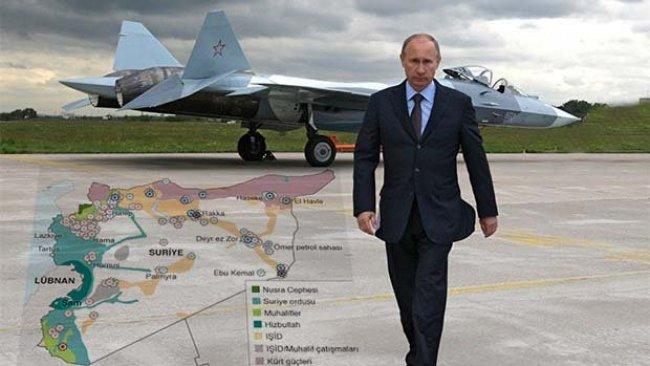 Moskova, Türkiye ve Kürtleri birbirine karşı kullanıyor