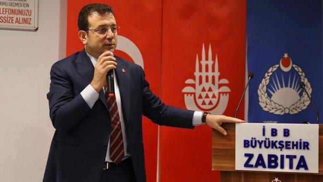 İmamoğlu: İstanbul'u kimsenin işgal etmesine izin vermeyeceğiz!