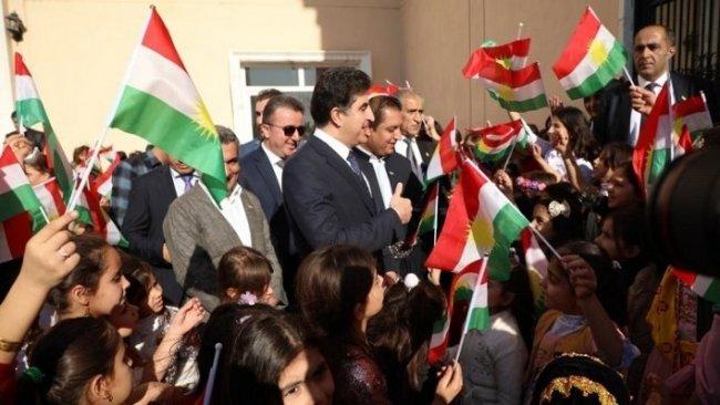 Başkan Neçirvan Barzani: Bayrak kutsal bir emanettir