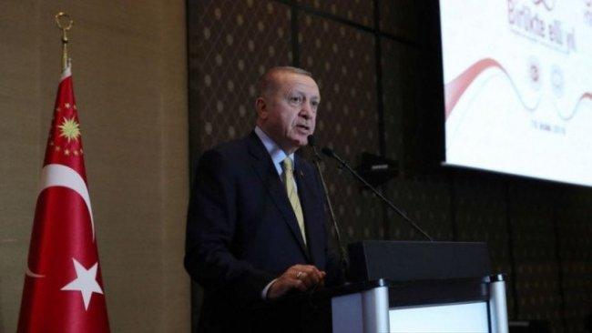 Erdoğan'dan güvenli bölge tepkisi: 'Planlar hazır' diyoruz, bize gülücük atıyorlar'
