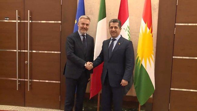 İtalya Savunma Bakanı: Peşmerge'ye desteğimiz devam edecek
