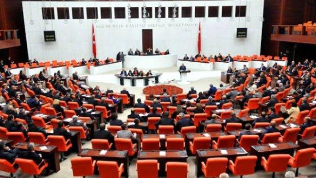 TBMM'de HDP ile AKP-MHP arasında tartışma