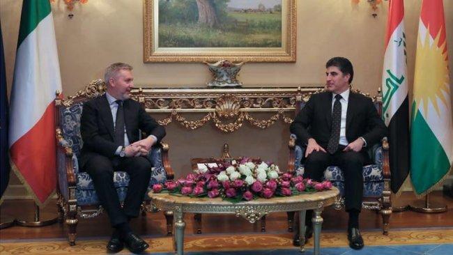 Başkan Neçirvan Barzani: Terör dünya güvenliği için bir tehdit