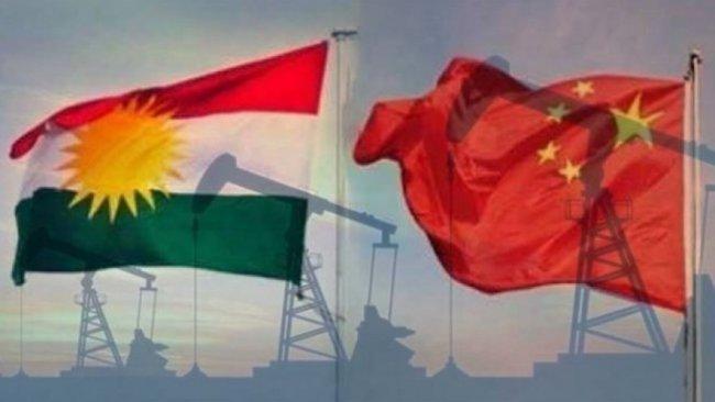 Çin Kürdistan Bölgesi'nden petrol alıyor