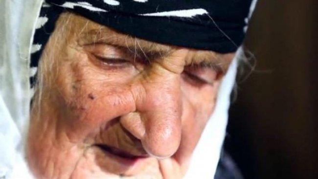 Kürdistan'ın en yaşlı kadını yaşamını yitirdi