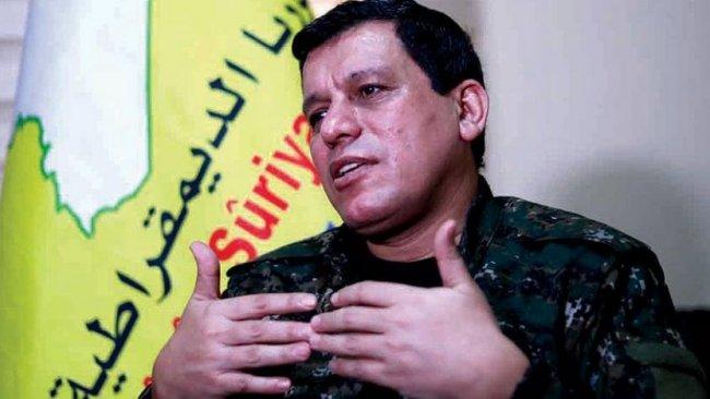 Mazlum Kobani'den: DSG ve Suriye ordusu açıklaması