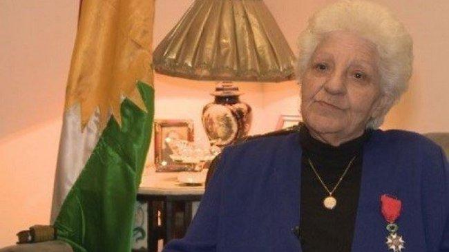 Son Kürt Prensesi, Kürdistan Bayrağı'nın öyküsünü anlattı