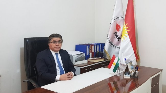Mustafa Özçelik: HDP, Türkiye Partisi... Kürdistani ittifakta bulunmamalı!