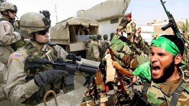 ABD güçleri, Haşdi Şabi komutanını gözaltına aldı