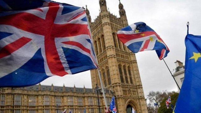 Brexit Anlaşması, İngiltere Parlamentosu'nda geçti