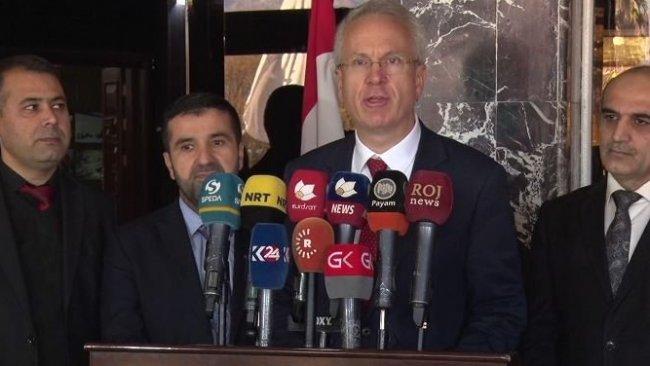 İngiltere: Kürdistan Bölgesi ile Irak Hükümeti arasındaki müzakereleri destekliyoruz