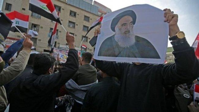 Sistani'den erken seçim çağrısı
